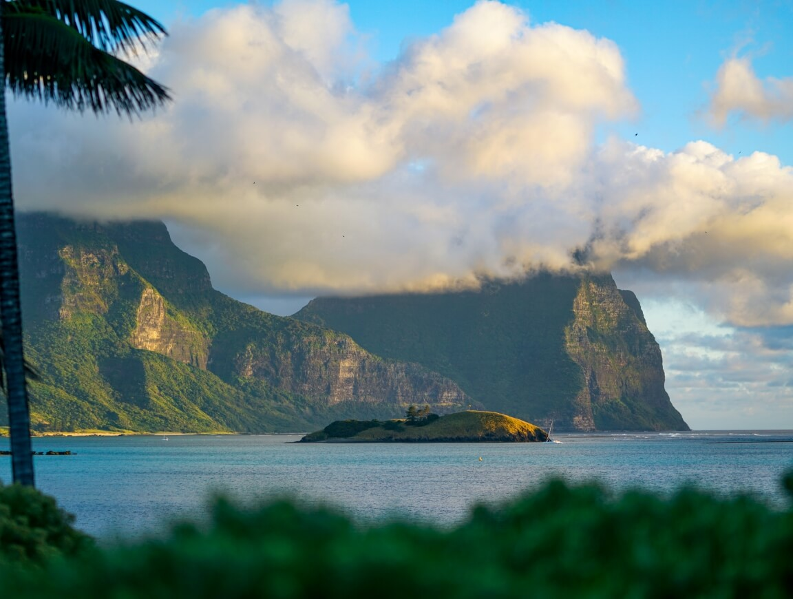 Location Lord Howe Island