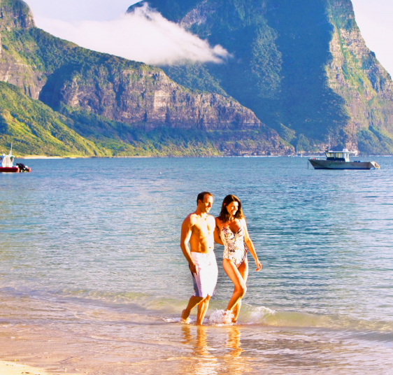 Experience the 'last' paradise on earth for your honeymoon getaway
