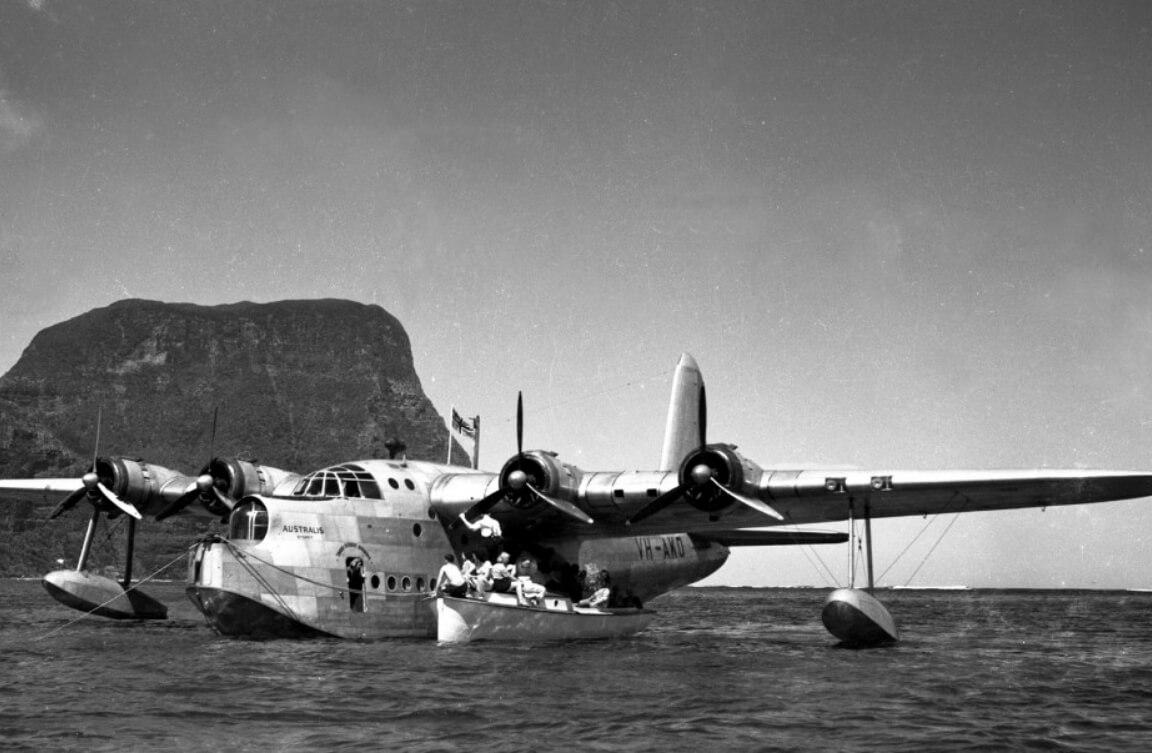 Lord Howe Island History